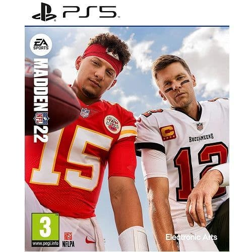 Madden NFL 22 PS5 Game